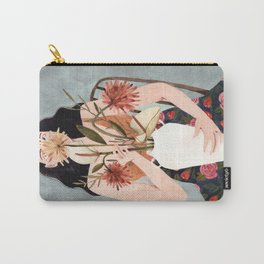 Hilda with vase Carry-All Pouch