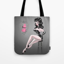Mr.Pinky's Punishment Tote Bag
