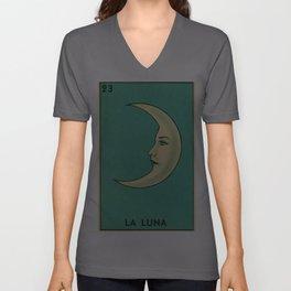 La Luna Card Unisex V-Ausschnitt