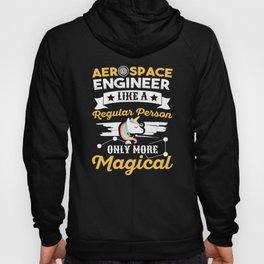 Aerospace Engineer Magical Engineering Gifts design Hoody