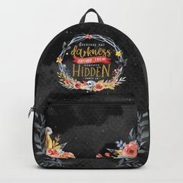 Darkness Hidden Backpack