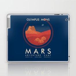 Mars adventure camp Laptop & iPad Skin