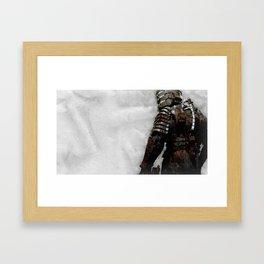 Dead Space 4 Framed Art Print