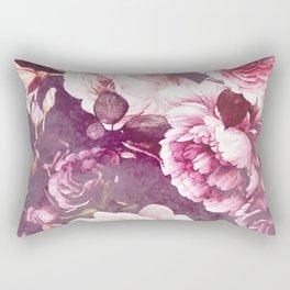 rose garden Rectangular Pillow