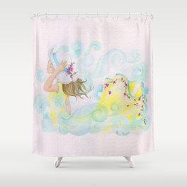 Grateful Shower Curtain