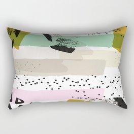 A celebration! Rectangular Pillow