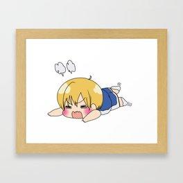 KISE Framed Art Print
