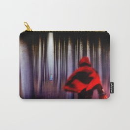 Red Riding Hood vs Alice Carry-All Pouch