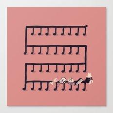 Music Maestro Canvas Print