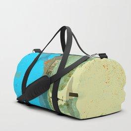DREAMING IN FOOTHILLS Duffle Bag