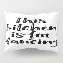 Kitchen Wall Art, Kitchen Poster, My Kitchen My Rules, Home Decor Pillow Sham