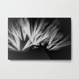 The Drummer's Solo Metal Print