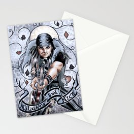 Naughty and Nice Stationery Cards