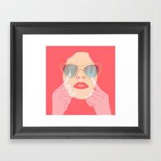 the subtle art of... Framed Art Print