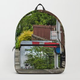 Llangollen Railway Station Backpack