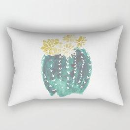 Cactus (4) Rectangular Pillow