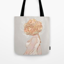 braids Tote Bag