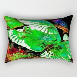 Bird Models: Majestic Dove 01-12 Rectangular Pillow