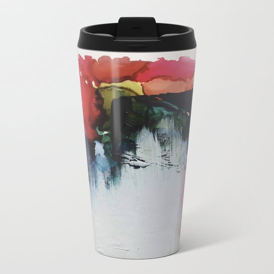 this wonderful life Metal Travel Mug