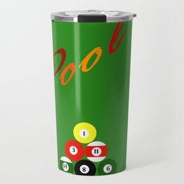 Pool 8 Travel Mug