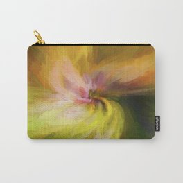 Spring Twirl Impressions Carry-All Pouch
