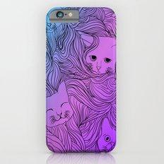 Shades of Cat Slim Case iPhone 6s