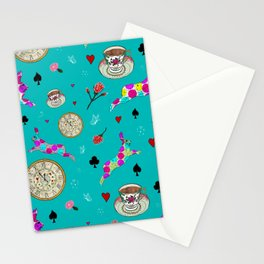 Alice Was Here Stationery Cards