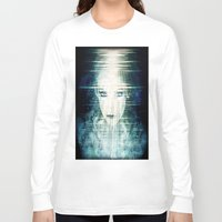 oz Long Sleeve T-shirts featuring The Wizardess of Oz by Spoken in Red