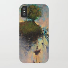 the hiding place iPhone Case