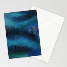 Among the Nebulous Mind Stationery Cards