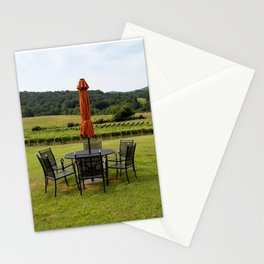 A Table with a View Stationery Cards
