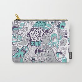 Bleeding Ink Carry-All Pouch