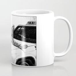 asc 960 - La barricade (The standstill) Coffee Mug