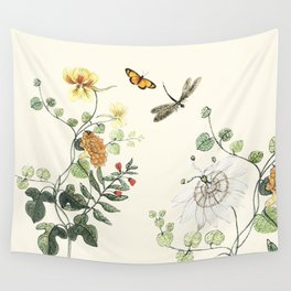 Wild and free Wall Tapestry