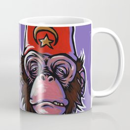 Shriner Monkey Coffee Mug