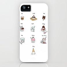 Parks and Rec Ice Cream iPhone (5, 5s) Slim Case