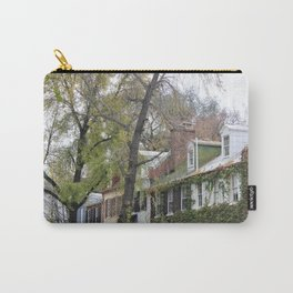 Vine Covered East Coast Homes Carry-All Pouch
