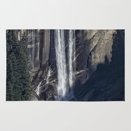 Vernal Fall From a Distance Rug