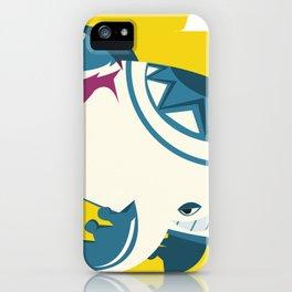 A Whale's Dream iPhone Case