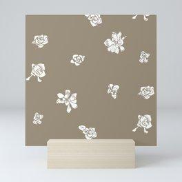 Capo Blanco - Gold Mini Art Print