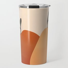 An Apple and a Pear Travel Mug