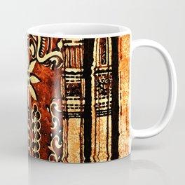 Bohemian Carvings Coffee Mug