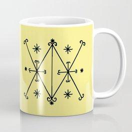 Voodoo Symbol Ayzian Coffee Mug