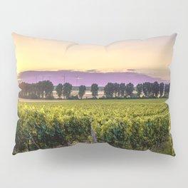 grapevine field Pillow Sham