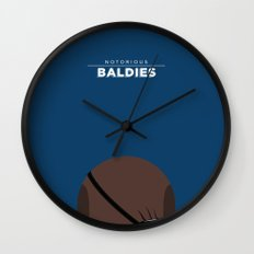 Nick Fury Wall Clock