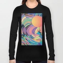 Magnetic Storm Long Sleeve T-shirt