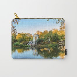 Autumn park Carry-All Pouch