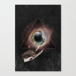 prediction Canvas Print