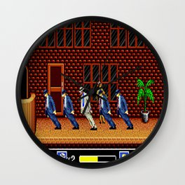 Smooth Annie Game Of Pop Dance Wall Clock