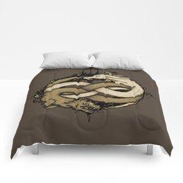 NEVERENDING FIGHT Comforters